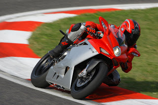 What does motorcycle racing have to do with goals?